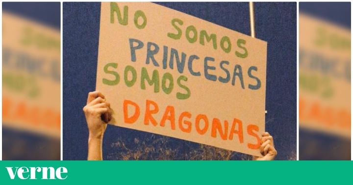 Los Carteles Más Originales Del 8 M No Buscan Princesas