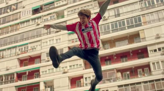 Billy Elliot es del Atlético de Madrid en este vídeo dedicado al Día del  Padre 1ad48386d12be