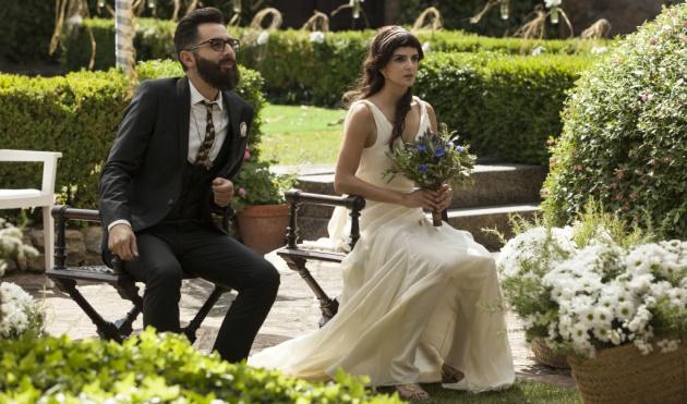 vestido de novia 8 apellidos catalanes