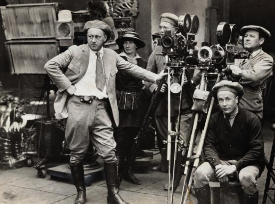 Resultado de imagen de Cecil B. DeMille