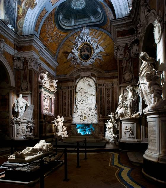 Esculturas que logran que el mármol parezca tela