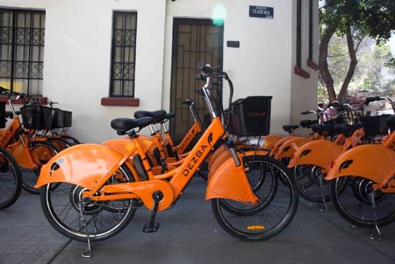 Resultado de imagen para bicicletas cdmx renta