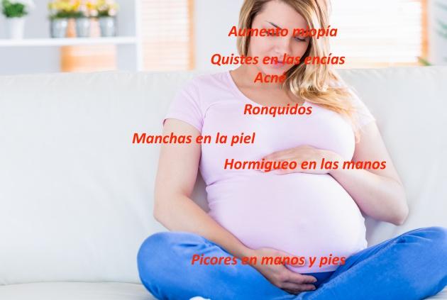 Dolor en el pecho mujer embarazada