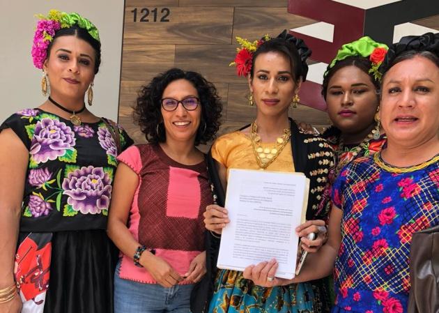 Suspendida la candidatura de los 17 falsos diputados transgénero en Oaxaca  | Verne México EL PAÍS