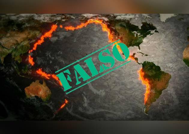 Volcán de Fuego  Las erupciones en Guatemala y Hawái no  activan  otros  volcanes en el Cinturón de Fuego  8d3f8d366238