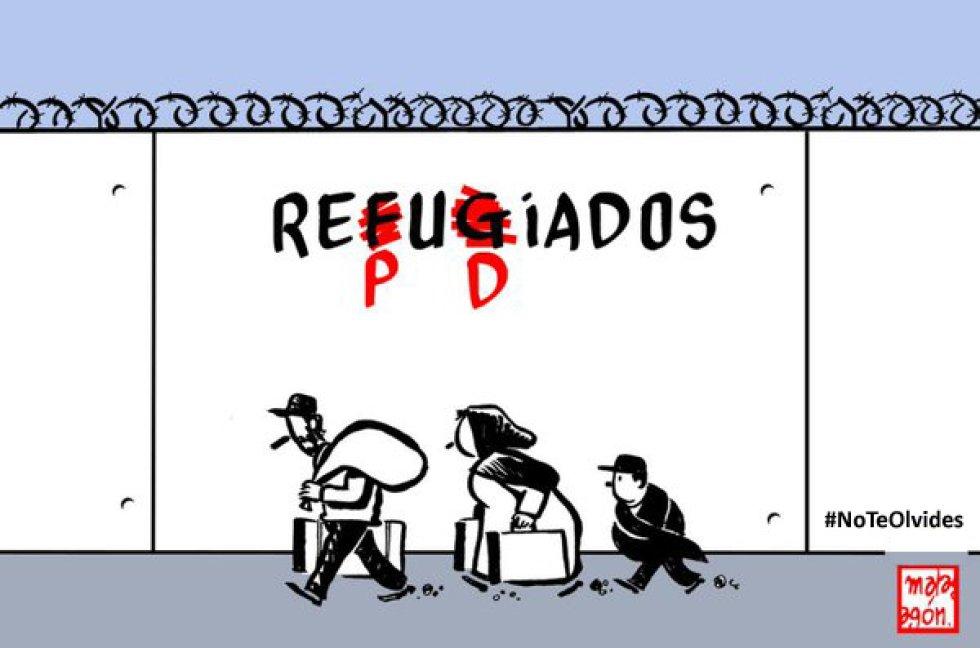 Viñetas Para Recordarte Que Noteolvides De Los Refugiados