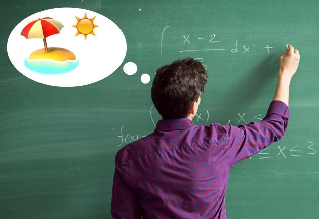 Tienen Los Profesores Tantas Vacaciones Como Pensamos