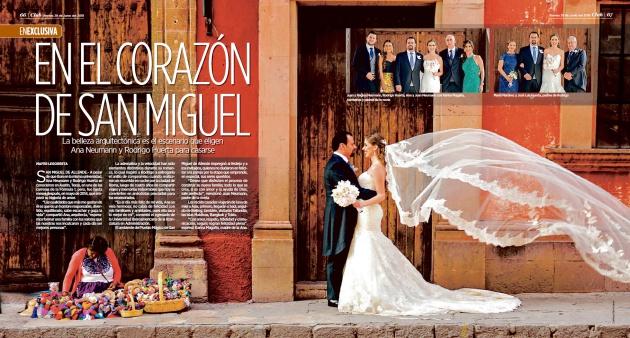 Uno de los interiores del suplemento 'Club' del diario Reforma, publicado el viernes, 29 de junio de 2018. Da clic en la imagen para agrandarla.