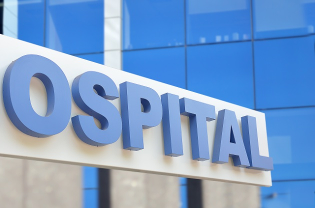 No es lo mismo Hospital que Ospital.