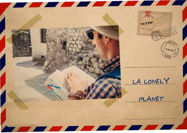 Inventos que cambiaron nuestras vacaciones: la Lonely Planet