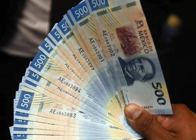 Los Nuevos Billetes De 500 Pesos Con La Cara Benito Juárez