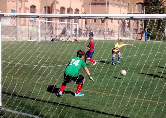 Las categorías infantiles del fútbol gallego optan por eliminar los ... f9d148d8f46fd