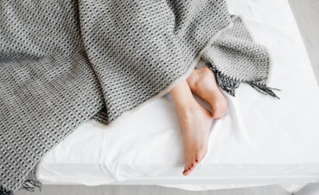porque se nos duerme la pierna