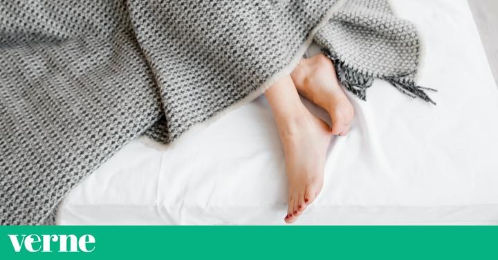 que pasa si se duermen las piernas