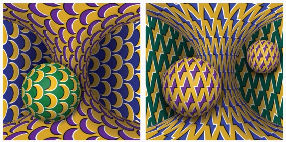 79f39d83b0 Más versiones de la misma ilusión de movimiento. Vertordivider   Getty  Images