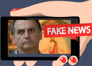 Cinco 'fake news' que beneficiaram a candidatura de Bolsonaro