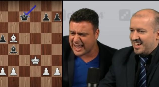 Chess24, el canal que narra partidas de ajedrez como si fuera la NBA