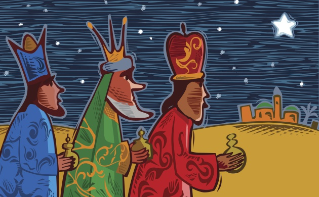 Fotos De Los Reye Magos.Los Reyes Magos Son Los Padres Del Teatro Verne El Pais