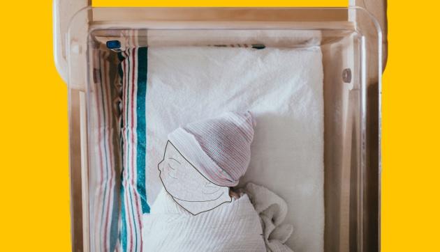 A este bebé nadie le ha preguntado si quería nacer o no