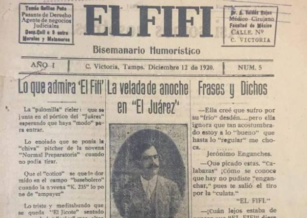 Resultado de imagen para El Fifí', un periódico