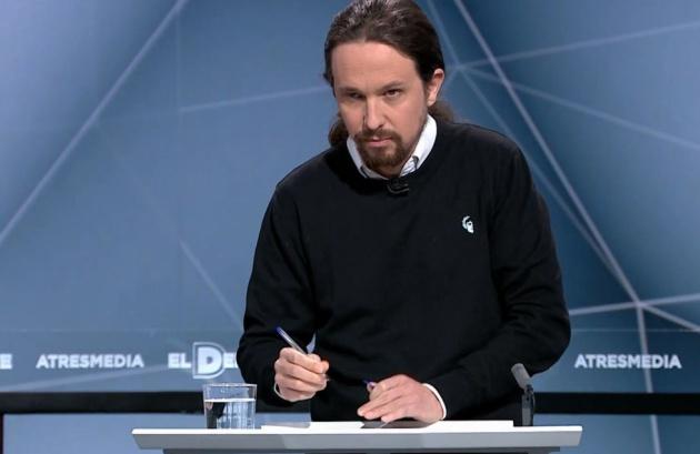 195bdfc3 Debate Atresmedia: 198, la marca de izquierdas del jersey de Pablo ...