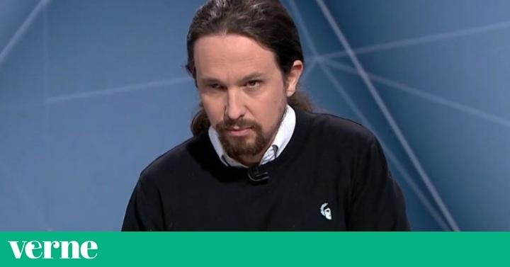 dfc990af Debate Atresmedia: 198, la marca de izquierdas del jersey de Pablo Iglesias  | Verne EL PAÍS