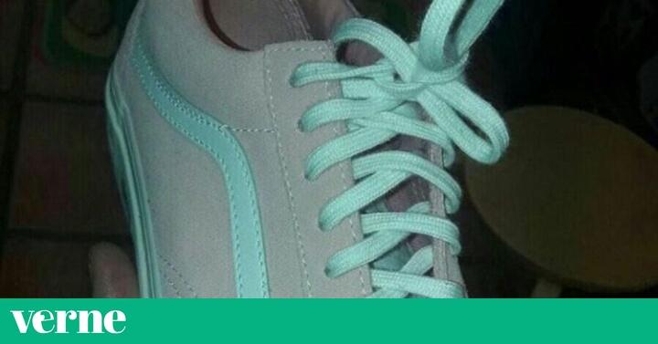 zapatillas vans rosas y blancas