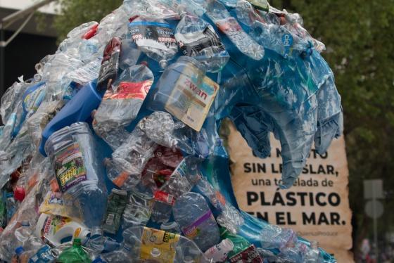 El reto contra el plástico de Ciudad de México: dejar de usarlo en 18 meses