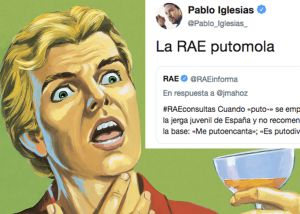 c6d1cb9158 La RAE explica en Twitter cómo usar