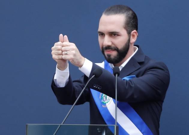 Nayib Bukele El Presidente Que Gobierna El Salvador A Golpe