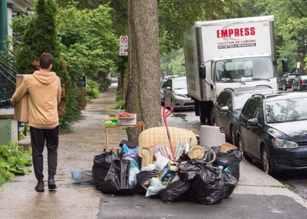 Las razones por las que miles de personas se mudan en Quebec cada 1 de julio