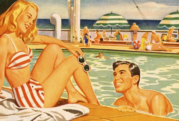 Las palabras que te visten en verano: bikinis, bermudas y otra ropa mínima
