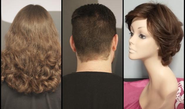 Donación de cabello para peluca enfermos de cáncer