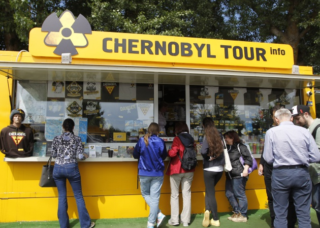 Visitar Chernóbil ya es 'mainstream' gracias a HBO