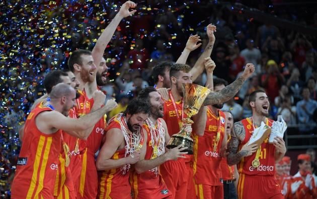 ¿Cuántos mundiales ha ganado España en cada deporte?