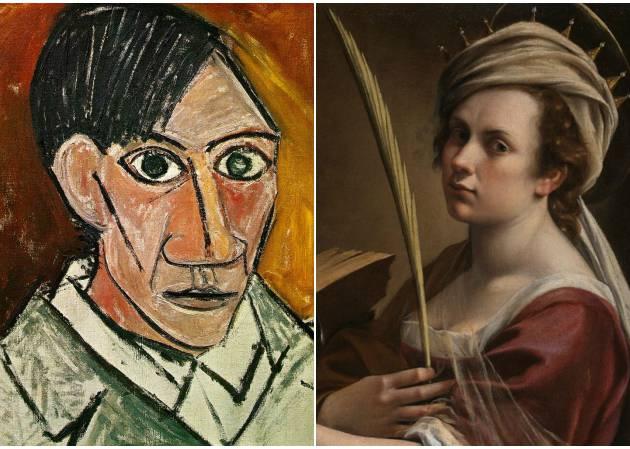Los Selfis Y Nudes Estaban En Los Museos Antes Que En