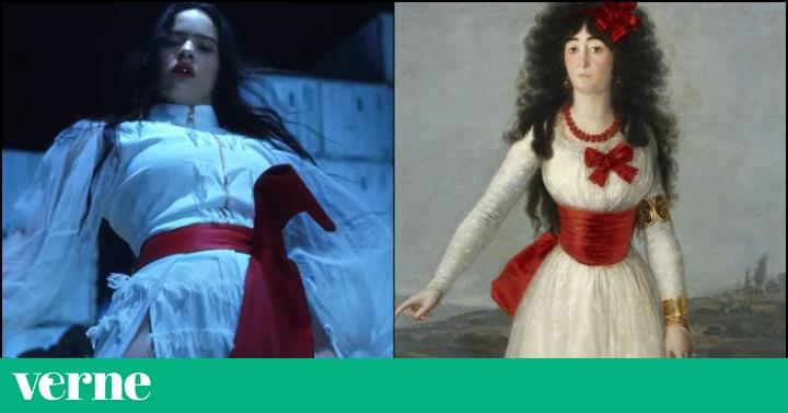 De Goya a Matisse: un paseo por las referencias artísticas de los videoclips de Rosalía thumbnail