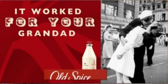 Humor e ironía: así ha relanzado Old Spice en España una