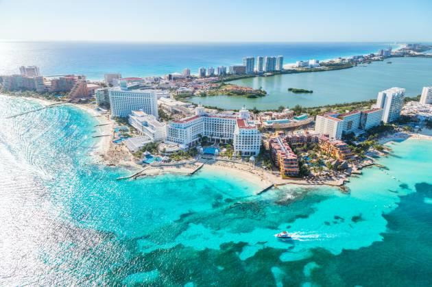 Cancún: 50 años del nacimiento de una ciudad pensada para el turismo | Verne México EL PAÍS