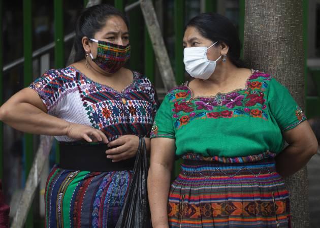 Qhepakuy wasiykipi', prevenir el coronavirus en lenguas indígenas ...