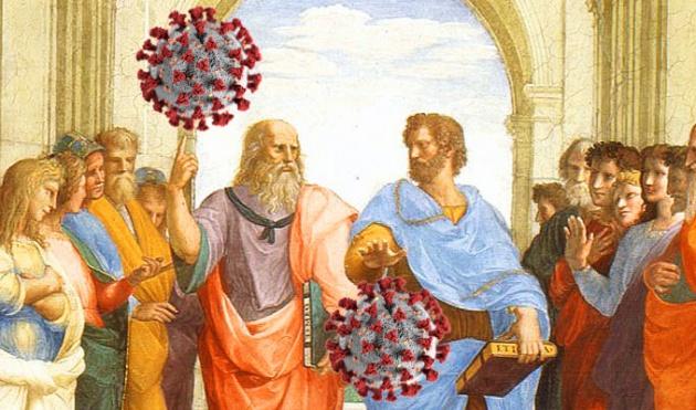 Seis ideas filosóficas para reflexionar sobre la pandemia