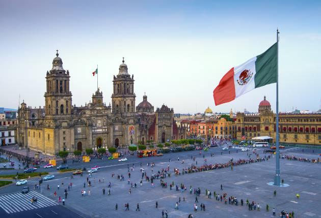 Reconoces qué ciudad mexicana es por su zócalo?   Verne México EL PAÍS