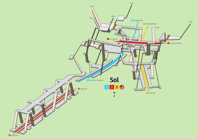 El ingeniero catalán que ha dibujado más de 280 mapas en 3D de estaciones de metro