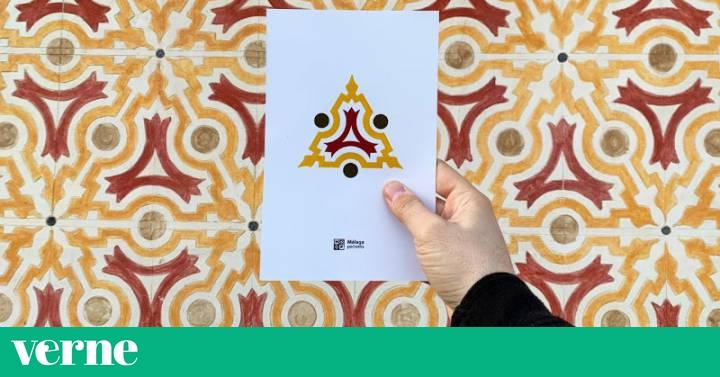 La identidad visual de Málaga, contada a través de sus baldosas y azulejos 3