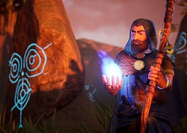 Recrear la iluminación de una catedral románica y otros retos de los videojuegos históricos