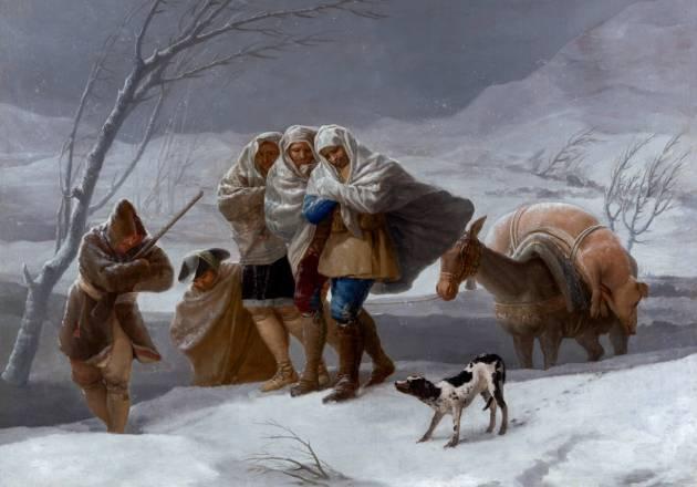 Nieve, mármol y santos: el color blanco en la historia del arte