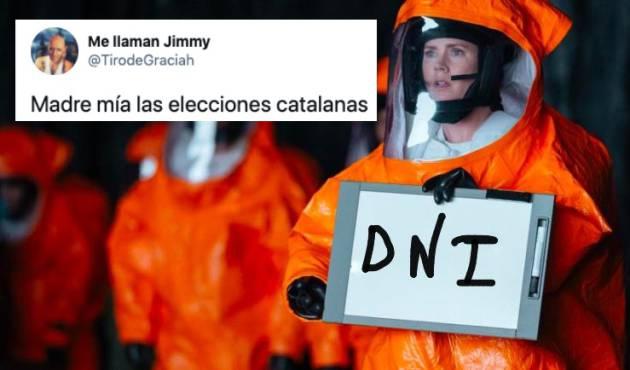 El análisis tuitero de las elecciones catalanas