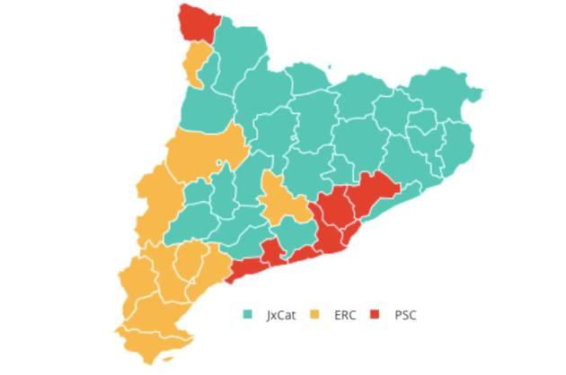 7 datos además de los votos para hablar de las elecciones de Cataluña