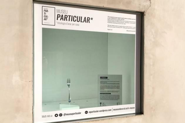 El Museu Particular, un museo dedicado a una sola pieza